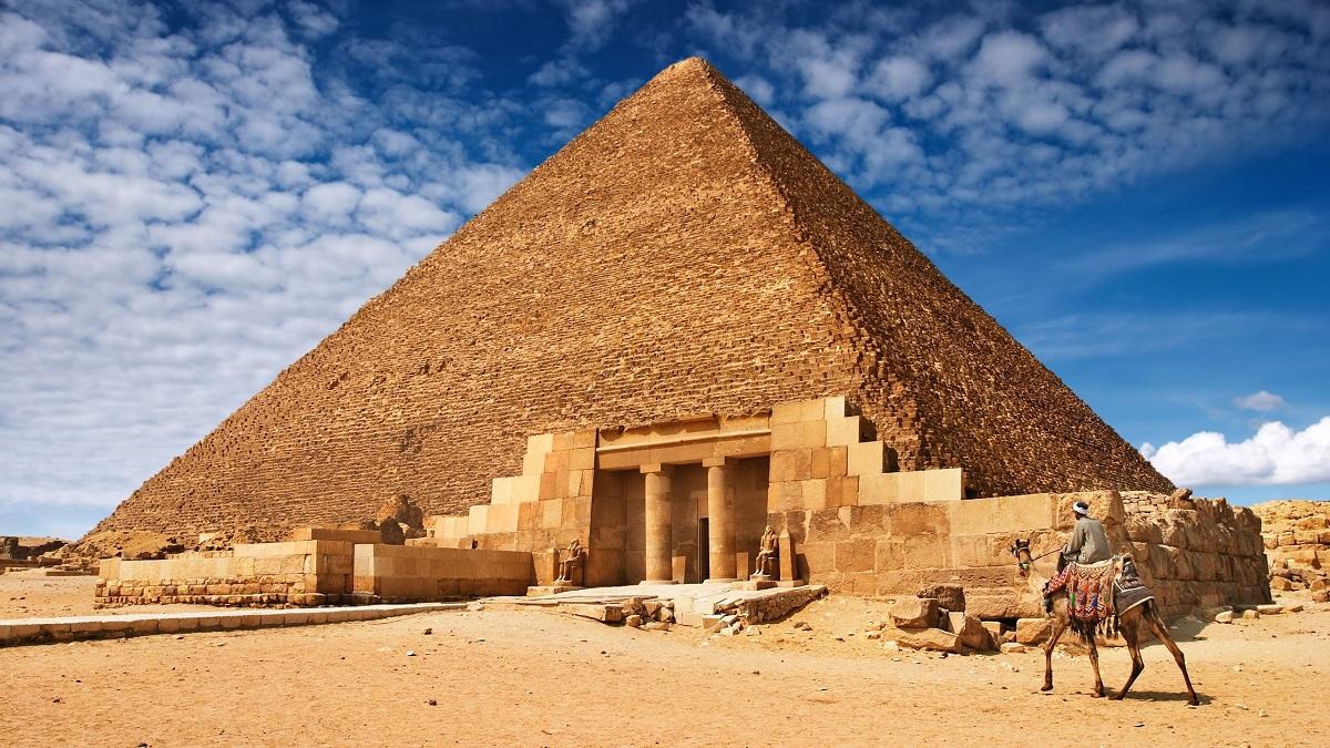 piramidele și vederea