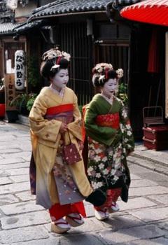 Sinteza | Kyoto, tradiție japoneză în stare pură