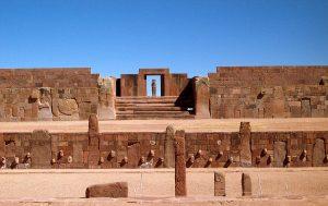 Kalasasaya, Tiwanaku, Bolivia