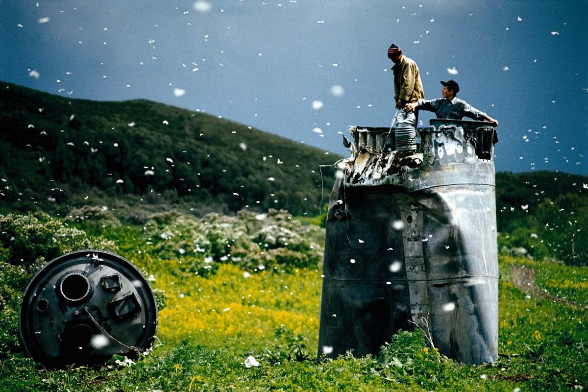 Tinutul Altai – locul unde ploua cu rachete