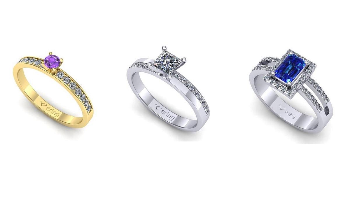 """E-ring îți prezintă 3 inele de logodnă care o vor face să spună """"DA"""""""