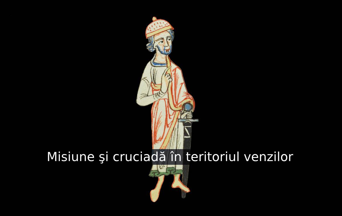 Misiune și cruciadă în teritoriul venzilor (secolul al XII-lea)